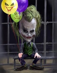 Conley Joker Giclee #12/20
