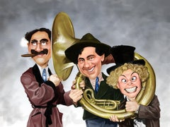 The Marx Brothers® Licensed Artwork