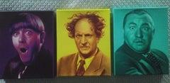 The Three Stooges® Licensed Artwork