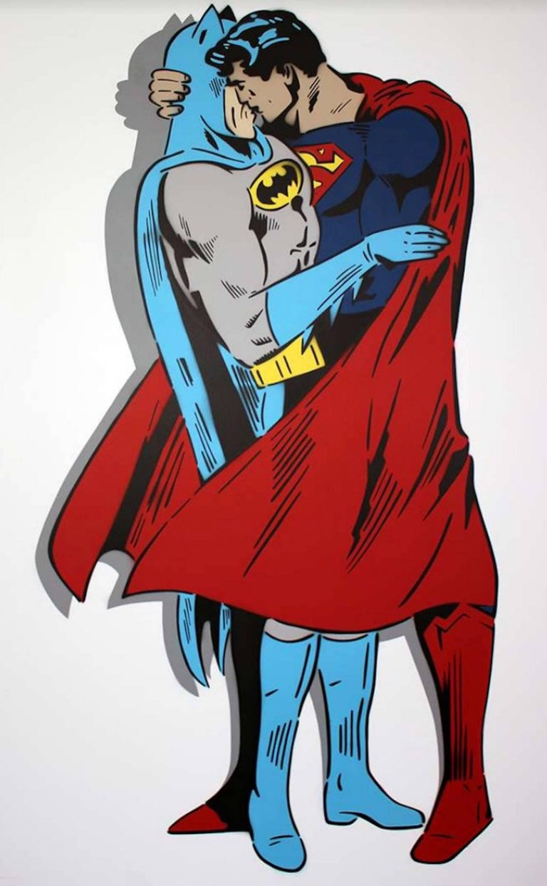Rich Simmons, Between The Capes - Painting by Rich Simmons