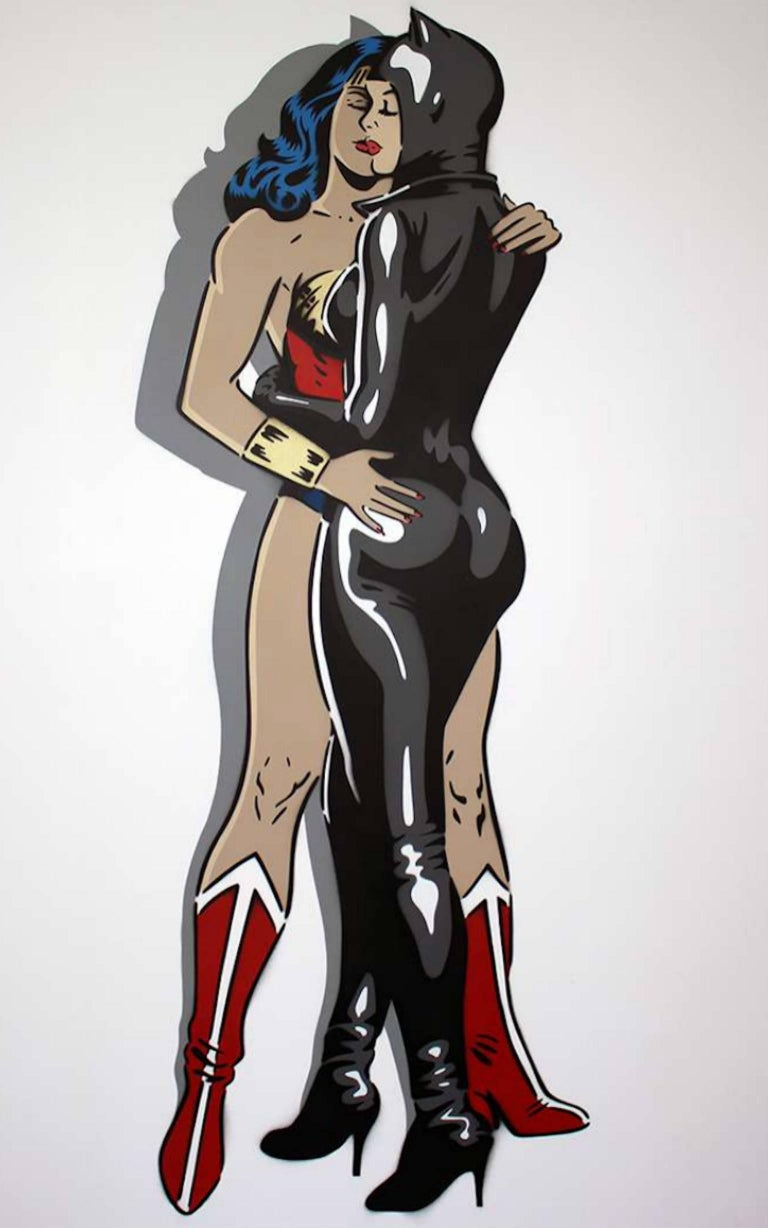 Rich Simmons, Between The Catsuit