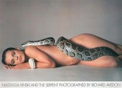 "Richard Avedon-Nastassja Kinski and the Serpent-24.5"" x 35.75""-Poster-1981"
