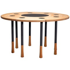 Scandinavian Modern Dining Room Tables