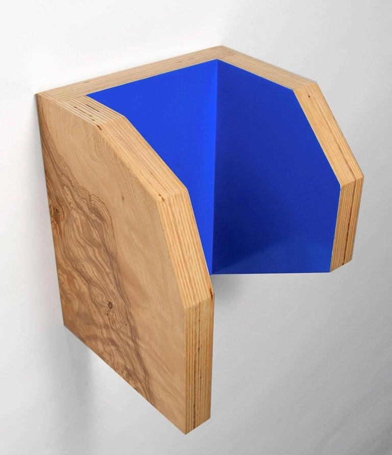 Richard Bottwin, 'Parallel #5', 2006, Wood  - Sculpture by Richard Bottwin