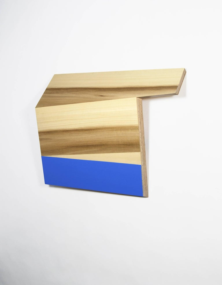 Richard Bottwin Abstract Sculpture - Square.1