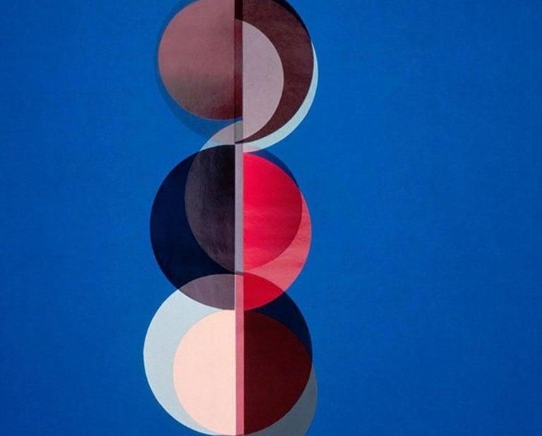 Riff 3 - Abstract Photograph by Richard Caldicott