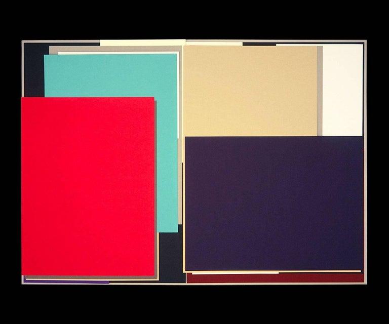 Richard Caldicott Abstract Photograph - Untitled (D), 2013