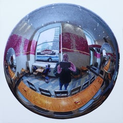 SCHNIPPERS, Contemporary Realism, Figurative, Mirror, NYC