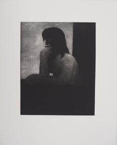 Persephone - Original Handsigned Etching - Ltd 60 copies