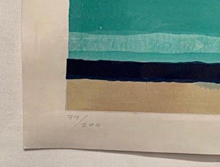 Ochre, Richard Diebenkorn For Sale 1