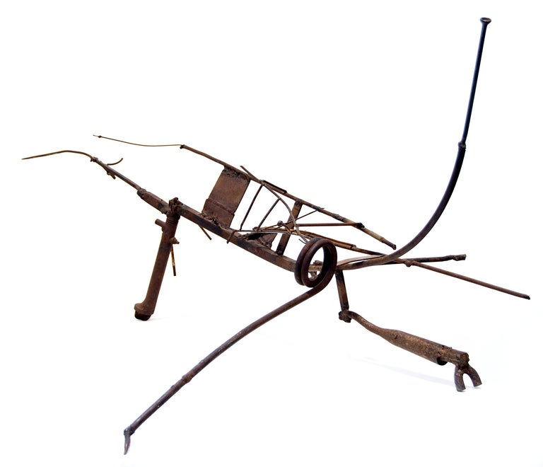 Untitled - Post-War Sculpture by Richard Diebenkorn