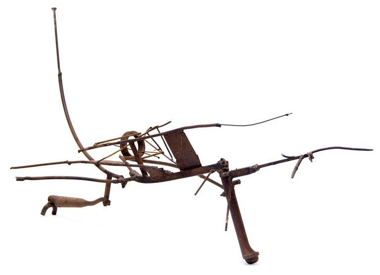 Richard Diebenkorn Abstract Sculpture - Untitled