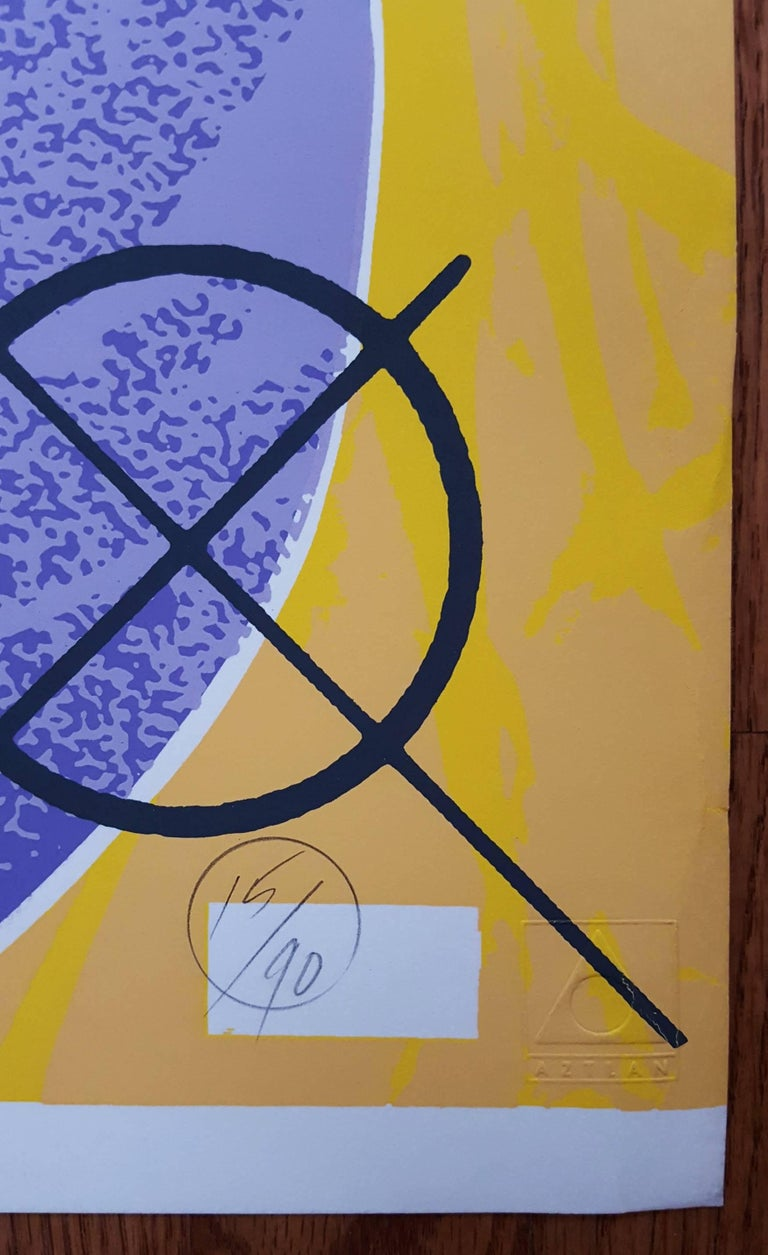 Cindy Crawford - Pop Art Print by Richard Duardo