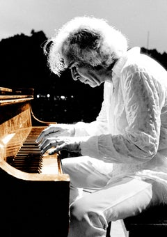 Dave Brubeck - 1975 at the Colorized Piano