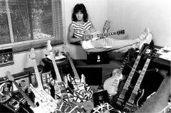Eddie Van Halen, 1982