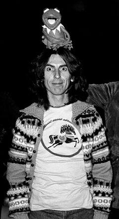 George Harrison & Kermit Hi Resolution
