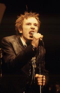Johhny Rotten Singing 1978