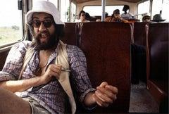 Mick Fleetwood bus ride in West Africa, 1981