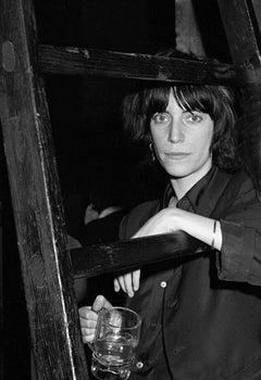 Pattie Smith, 1977