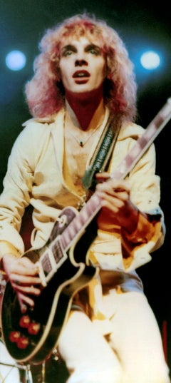 Peter Frampton Comes Alive Album Cover 1974