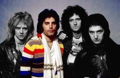Queen - Colorized Freddy Mercury