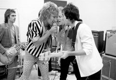 Rod Stewart Tour, 1984