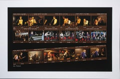 Sex Pistols Contact Sheet on Hahnemuehle Paper