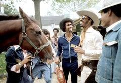 Stevie Wonder - 1978 With Horse