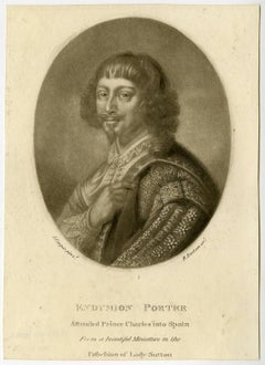 Endymion Porter - Portrait of Endymion Porter.
