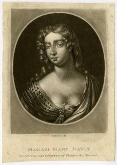 Madam Mary Davis.