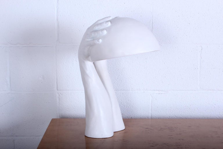Richard Etts Table Lamp In Good Condition For Sale In Dallas, TX
