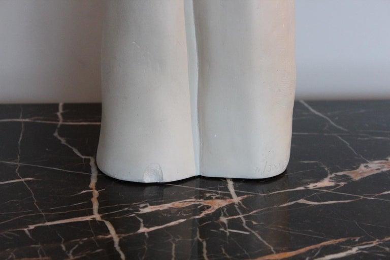 Plaster Richard Etts Table Lamp