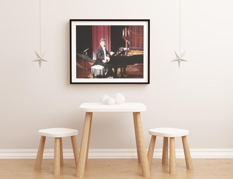 Liberace Performing Fine Art Print For Sale 2