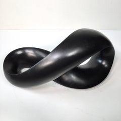 Richard Fox, Bronze Ravel XII abstract sculpture