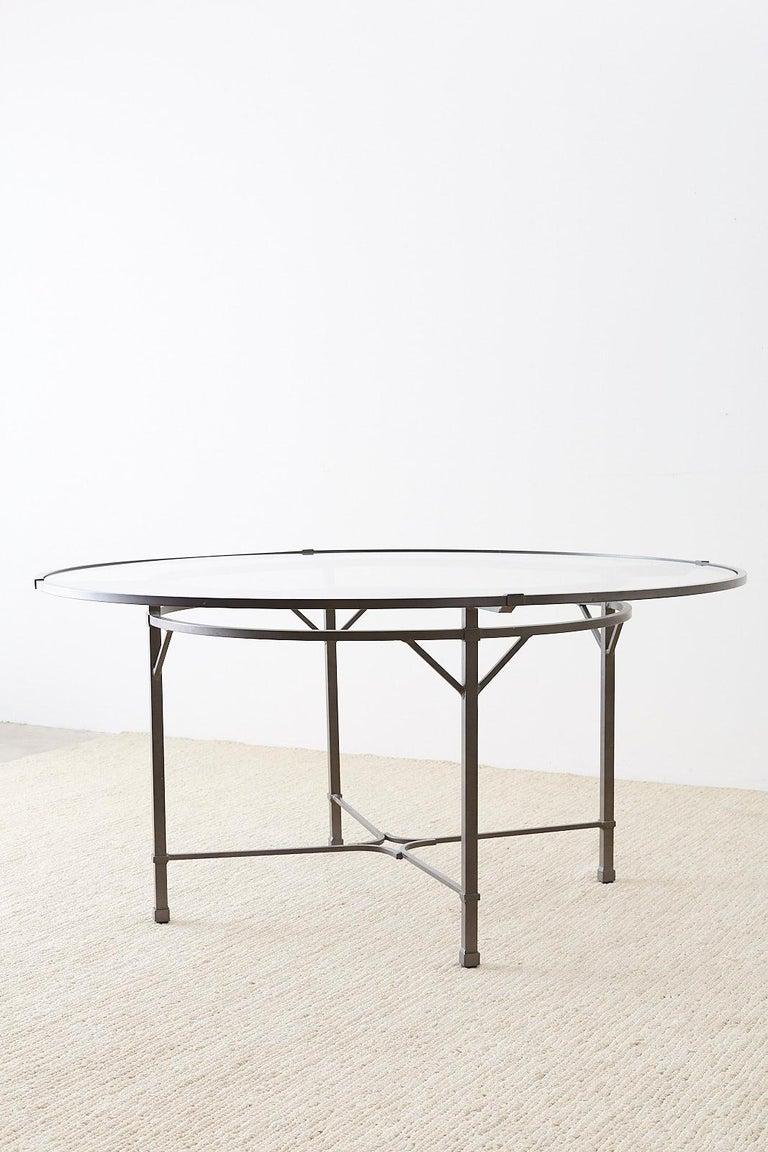 Richard Frinier for Brown Jordan Patio Dining Table For Sale 3
