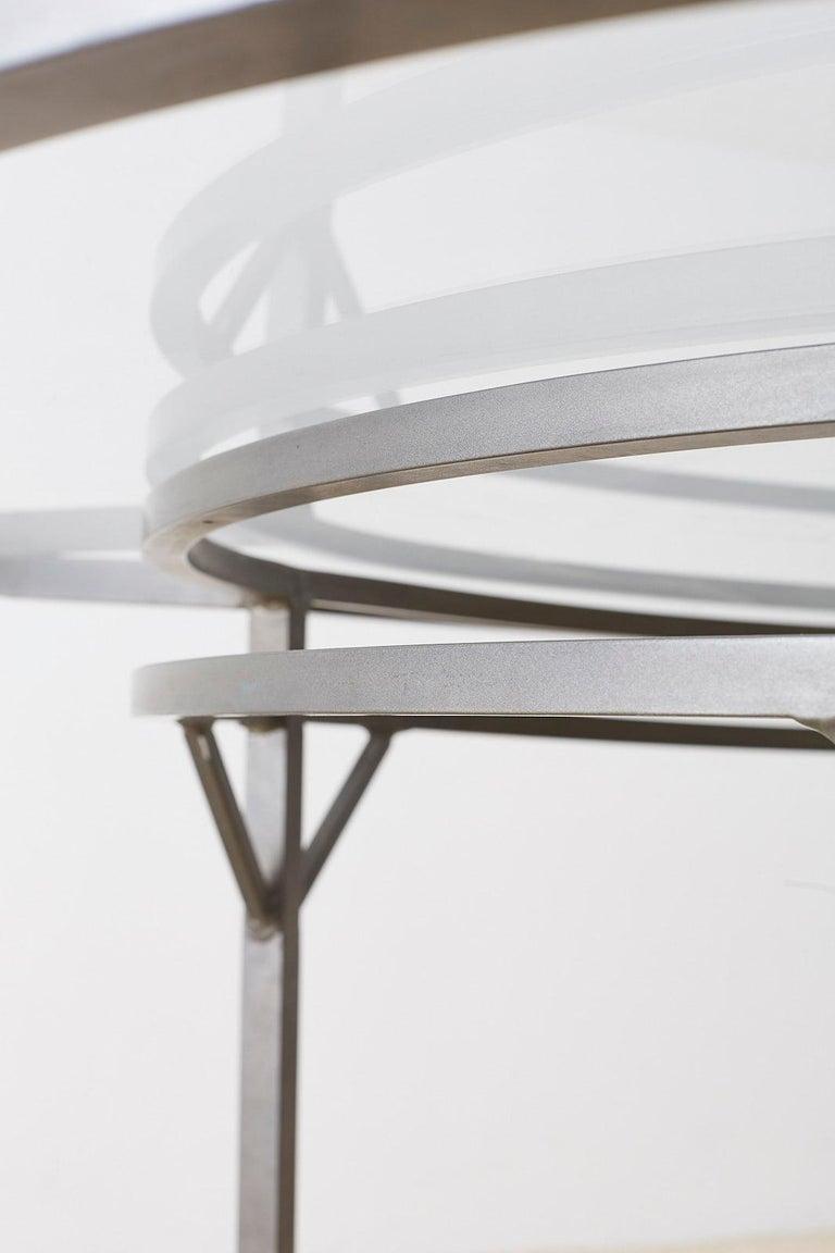 Richard Frinier for Brown Jordan Patio Dining Table For Sale 8