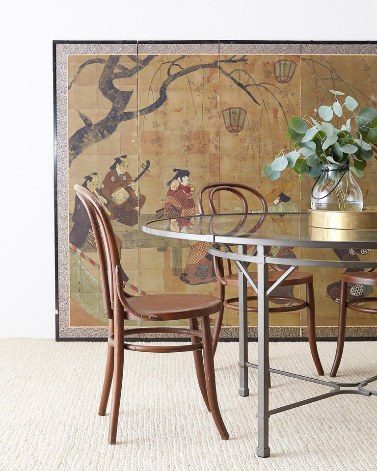 American Richard Frinier for Brown Jordan Patio Dining Table For Sale