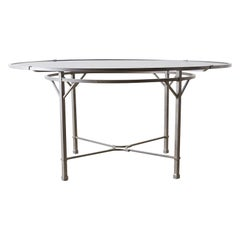 Richard Frinier for Brown Jordan Patio Dining Table