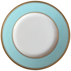 Richard Ginori Contessa Indaco Blue Dinner Plate
