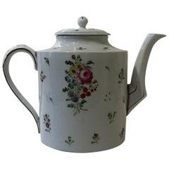 Richard Ginori Doccia Mid-19th Century Porcelain Tea Pot