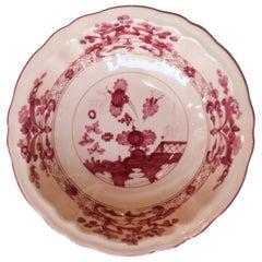 Richard Ginori Oriente Italiano Fruit Bowl