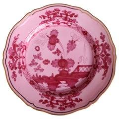 Richard Ginori Oriente Italiano Porpora Pink Dessert Plate