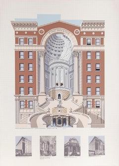 Krogers Brotherhood Building, Cincinnati