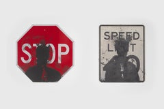 Shadow Head  Road Signs