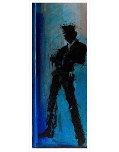 Standing Shadowman