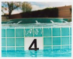 4FT, El Morocco Pool, Las Vegas, Nevada - American Color Photography