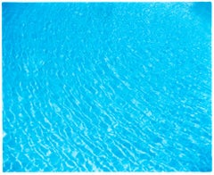 Algiers Pool, Las Vegas, Nevada - Blue water color photography