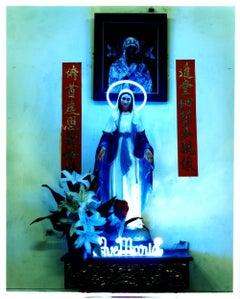 Ave Maria, Ho Chi Minh City - Religious Kitsch Contemporary Color Photography