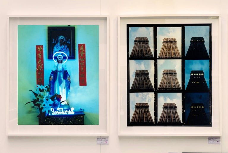 Ave Maria, Ho Chi Minh City - Religious Kitsch Contemporary Color Photography For Sale 2