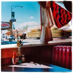 Bonanza Café, Lone Pine, California - American Color Photography